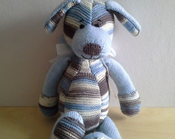 Blue Striped Dog