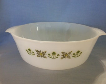 Anchor Hocking Fire-King #439 Casserole Dish