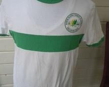 Size XL- (47) - Rare 1979 Tennis Tournament (Hollister, Santa Clara) Shirt (Single Sided)