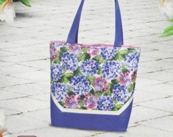Capri Carryall by Pink Sand Beach - Pattern