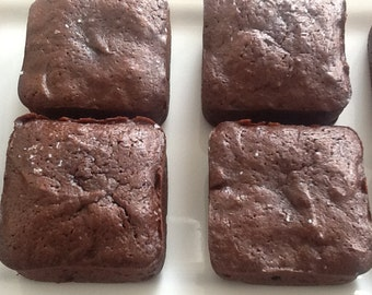 Pack of 5 Gluten-Free Brownies (3oz Each)