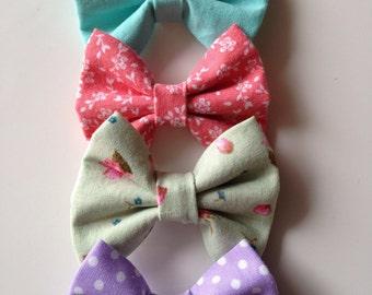 Bow/Baby/ toddler/ girl/ headband/clip