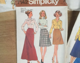 Selection of 5 Vintage Patterns
