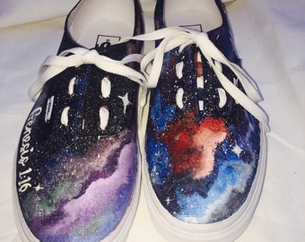 "Galaxy Shoes""He Spoke"""