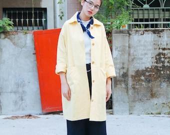 Yuki long jacket