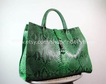 birkin alligator bag price - Replica Hermes Birkin Genuine Python Bag Exotic by IndoPython