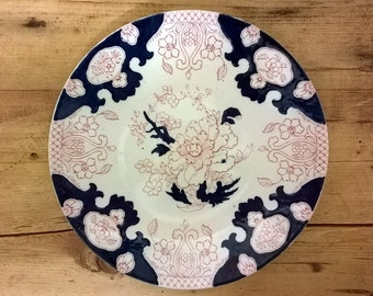 Late 19th century plate