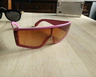 "Vintage 80's SNOWCAT ""Artika""  made in Italy,  ultrarare sunglasses"