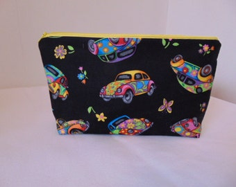 VW Herbies Zip Bag/ Pouch.
