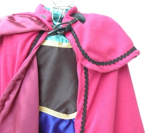 Disney Princess Ana Halloween Costume