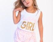 Birthday Girl shirt tank onesie