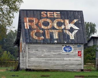 Old Rock City Barn