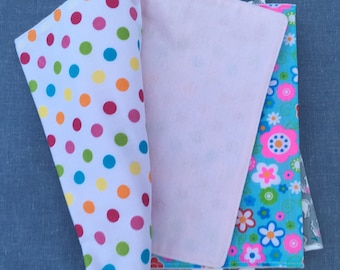 Baby Burp Cloths 3 pack