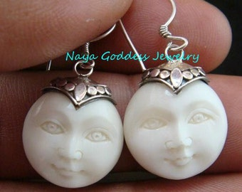 Sterling Silver Bright Eyes Earrings NG-1154