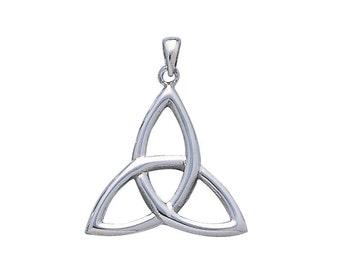 Celtic Triquetra Knot Pendant