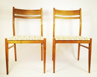 Pair of chairs from  the 1960's-1970's.