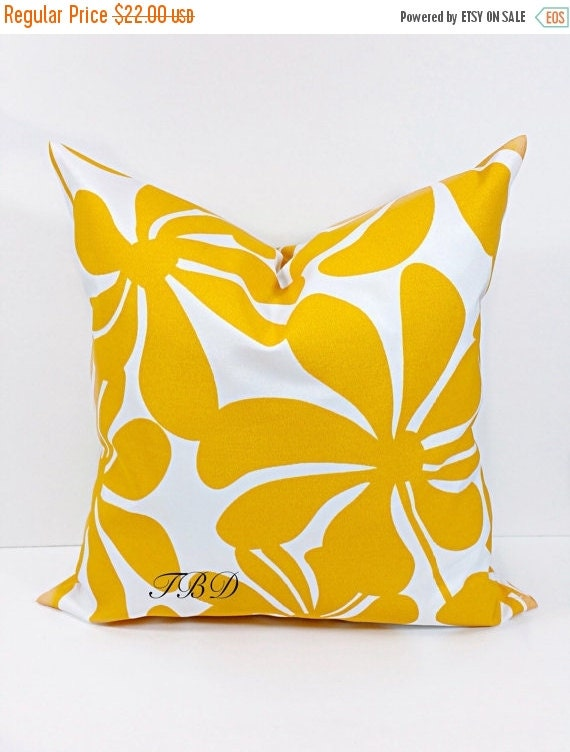 SALE Pillow cover Indoor outdoor 24x24 by