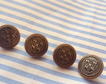 10 pcs Armour buttons