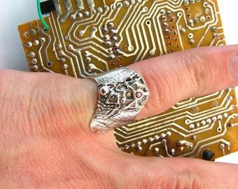 Terminator ring Chip ring Electronic ring