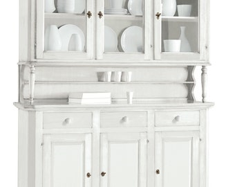 Offer glass Cabinet shabby chic