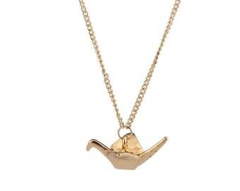 Wishing bird Necklace