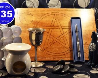 Pagan/Wicca Altar Kit - Standard