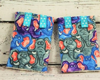 baby carrier teething pads - straight drool pads - baby drool pads -baby carrier accessories - tula accessories - baby shower gift