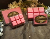 Scent of the Month/ 3 Month Subscription / Jumbo 6 Oz Wickless Triple Plus Scented Soy Wax Melts/Tarts