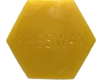 Gentle Bees 100% Pure Beeswax Made By Honey Bees