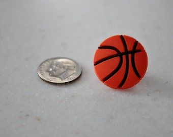 Basketball Pin,Sports Tie Clip,Basketball Tie Tack,Sports Pin,Adult Children Accessories