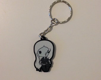 The Assassin Keychain