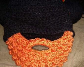 Bearded Hat / Bearded Beanie