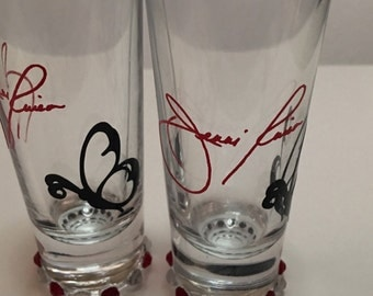 Jenny Rivera Shot glasses