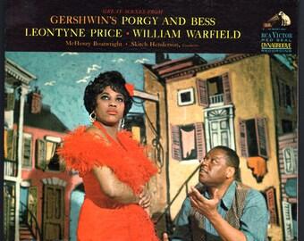 Leontyne Price - Porgy and Bess (1963) Vinyl; Gershwin, Bubbles