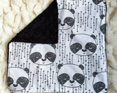 Safety / Sensory Blanket - Pandas