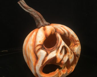 "Jack-o'-lantern ""Scaredy-gourd"" (WO)"