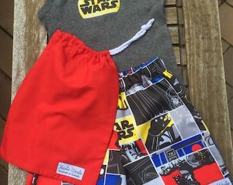 Star War Pajama Set - Gift Set