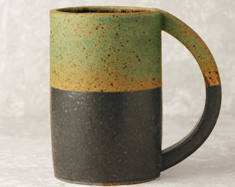 Large Contemporary 14oz Coffee Mug.