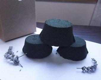 BLACK MAGIC - Bath Bomb Set