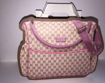 Gucci Diaper Bag Treat Box