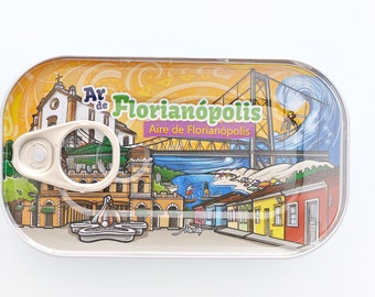 Aire de Florianópolis - Canned Air from Florianópolis