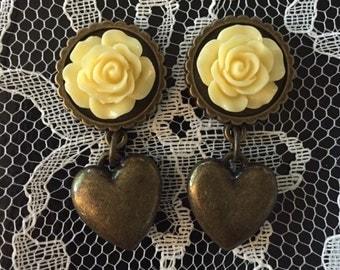 Bronze Heart Gauges