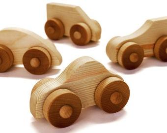 Wooden Toy Auto