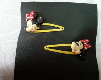 Character Hair Clips