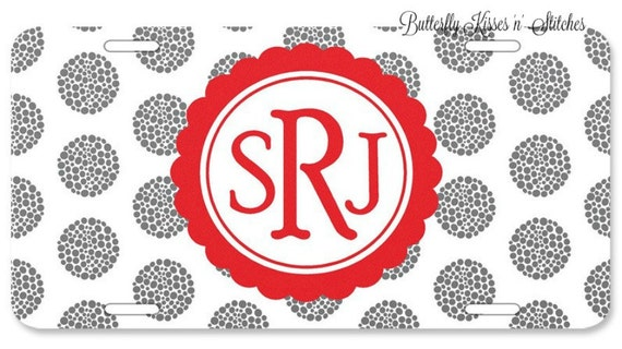 License Plate/Riley/Personalized/Monogram/Express yourself/Vibrant Colors/Great Gift Idea/Sweet 16/Stylish/Custom Car Accessories/Car Tag