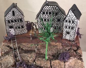 Miniature Houses - SALE