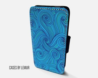 OCEAN Iphone 7 Wallet Case Leather Iphone 7 Case Leather Iphone 7 Flip Case Iphone 7 Leather Wallet Case Iphone 7 Leather Sleeve Cover