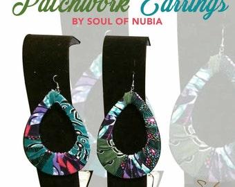 Patchwork Earrings