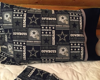Dallas Cowboys Pillow Case (patchwork)