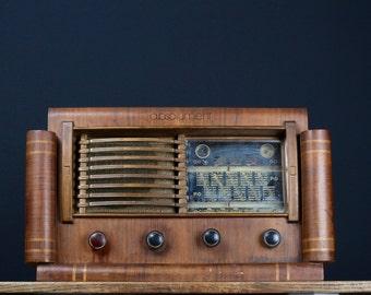 "Bluetooth 4.0 - 1952 - Vintage radio - A.BSOLUMENT ""CPM"""